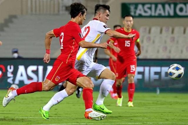 Despite comeback Viet Nam lose to China in World Cup qualifier