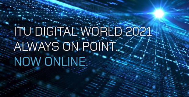 ITU Digital World 2021 slated for October 12-14