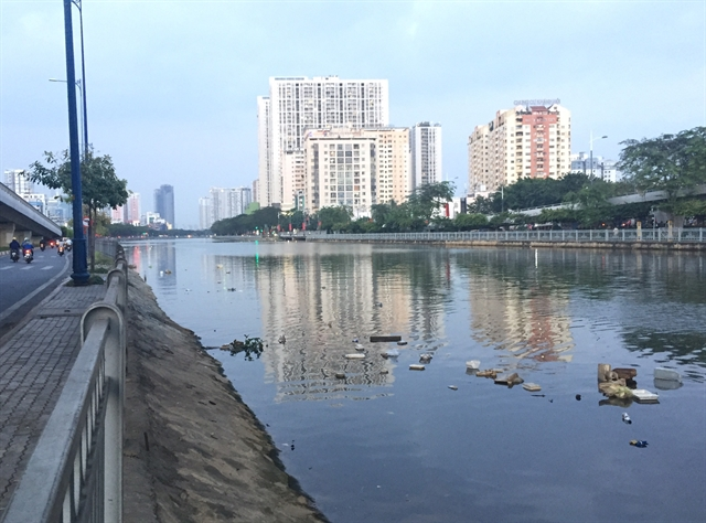 More flood-prevention projects scheduled as HCM City deals with climate change rising sea levels