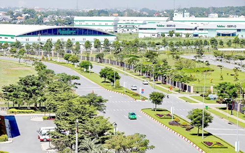 Saigon Hi-Tech Park seeks to attract investment in tech supporting industries