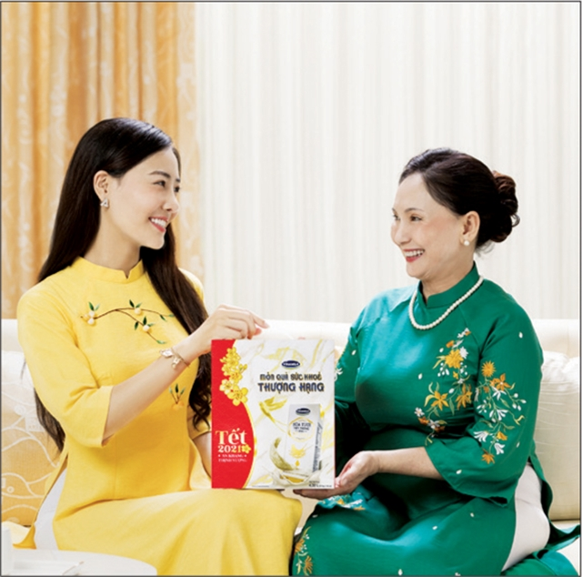 Vinamilk to introduce fresh milk with birds nest - Year of the Ox special edition