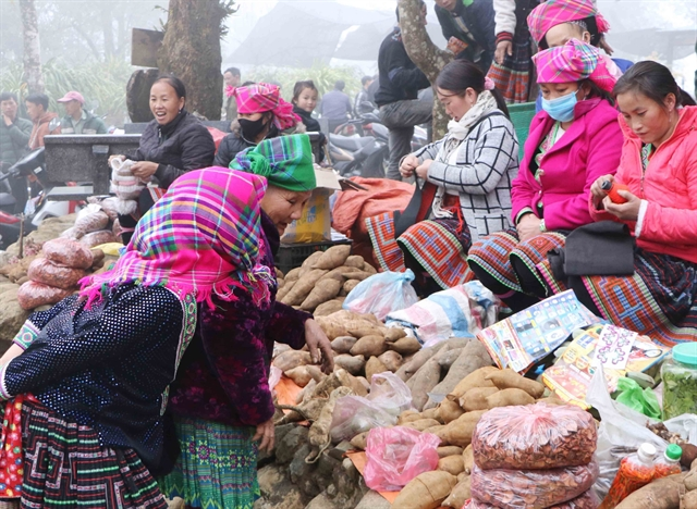 Sin Suối Hồ Fair celebrates the Lunar New Year