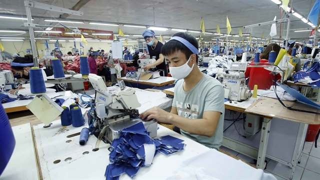 Garment export revenue up to 2.6b in Jan
