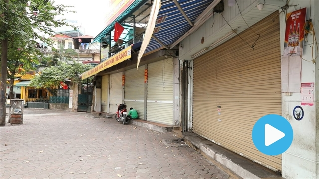 Bars restaurants in Hà Nội closed to prevent COVID-19