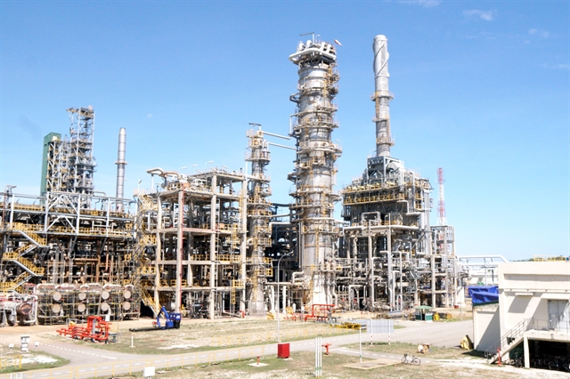 Bình Sơn Refining and Petrochemical targets 3.06 billion in revenue