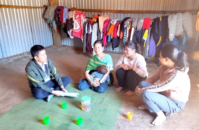 Kon Tum needs drastic measures to reduce third child birthrate