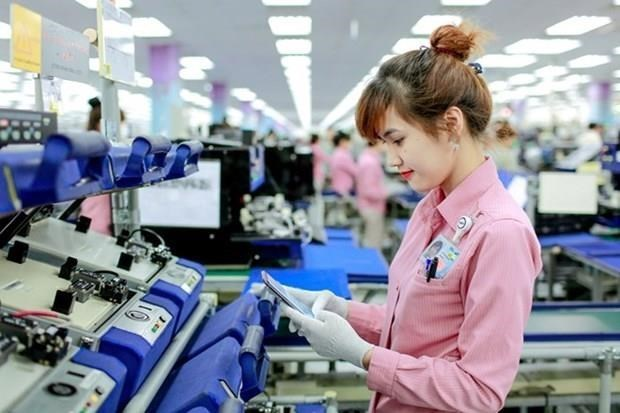 Việt Nams PMI dips to 51.3 in January