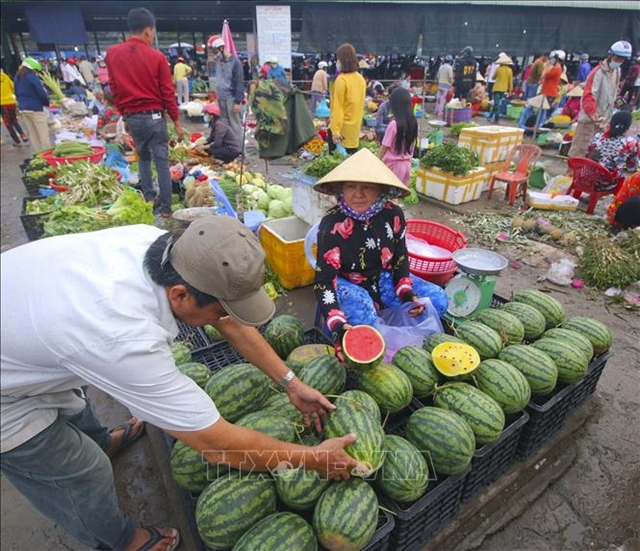 Sustainability the goal for agricultural product consumption