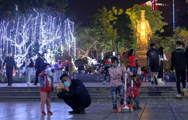 Hà Nội launches city decoration and lighting campaign