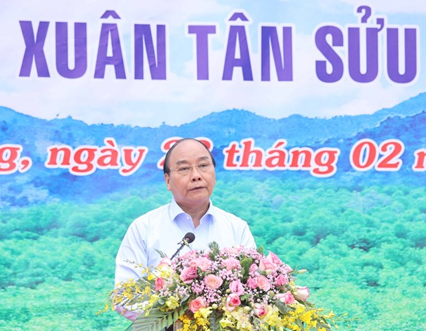 Prime Minister launches tree-planting campaign in Tuyên Quang