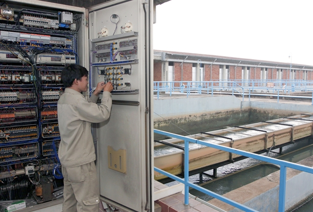 HCM City approves water supply master plan