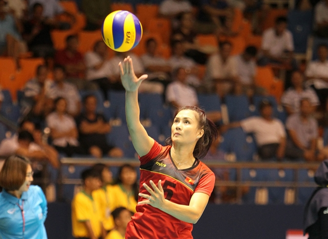 Volleyball legend Huệ starts new chapter in storied career