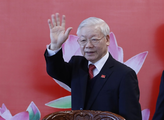 World leaders offer congratulations to Party General Secretary Nguyễn Phú Trọngs re-election