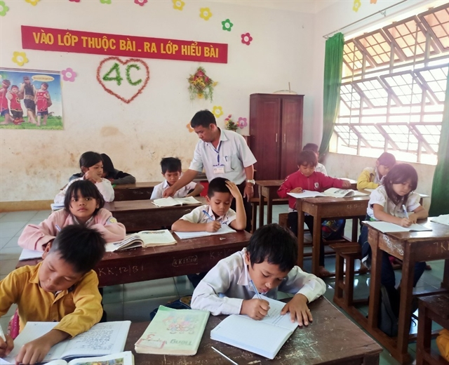 Village elder dedicated in Krêl economic and cultural development