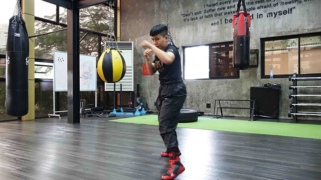 Boxer Nhi gears up for her world title shot
