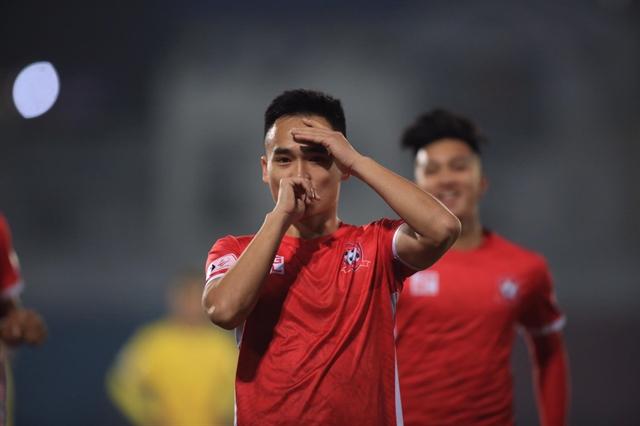 Midfielder Nguyên a rising star of Hải Phòng
