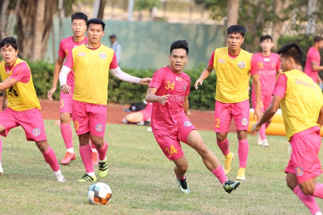 Sài Gòn FC plan to send players to Japan