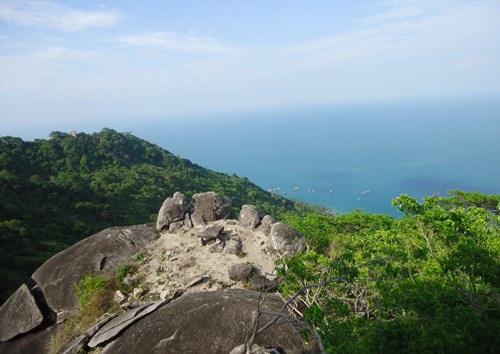 Hòn Sơn- untouched island in Kiên Giang Province