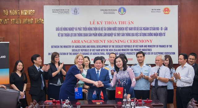 New Zealand reaffirms commitment to enhance partnership with Việt Nam
