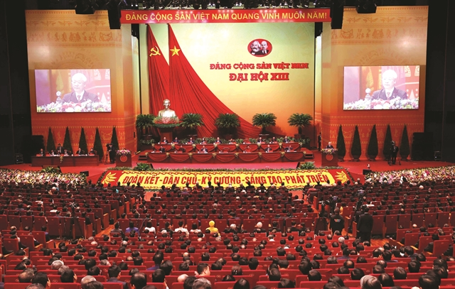 13th National Party Congress sets out bold path to prosperity for Việt Nam