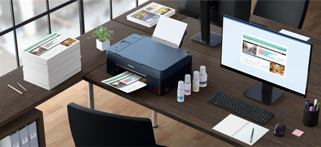 Smart economical printing with Canon