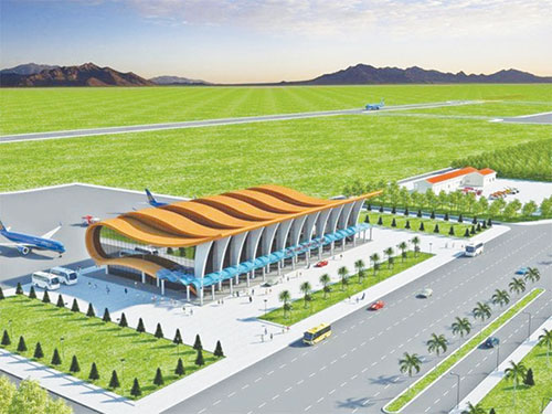 Phan Thiết airport construction to resume this month finish next year