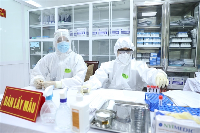 Việt Nam completes administeringCOVID-19 vaccine Nano Covaxs first shots in 2nd-stage human trials