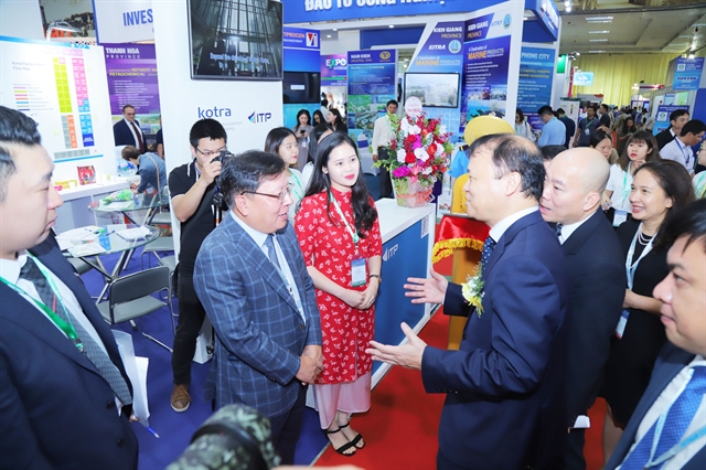 Hà Nội to host Vietnam Expo 2021 next month