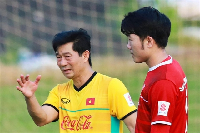 Former fitness coach says Vietnamese football improving day by day