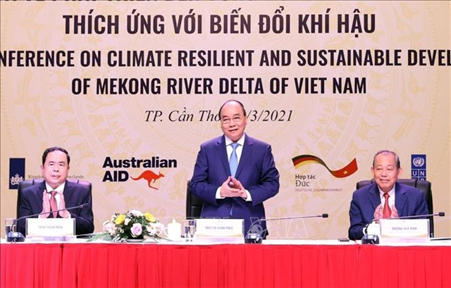 Việt Nam seeks ways forclimate-resilient sustainable development of Mekong Delta