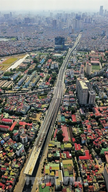Focus on transport infrastructure development is sound solution for Hà Nộis urban planning