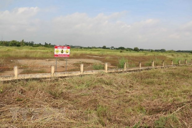 Vietnamese firm selected as prime contractor for Biên Hòa Airbase dioxin remediation project