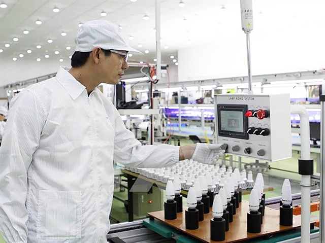Electronics helping HCM City becoming leading production centre