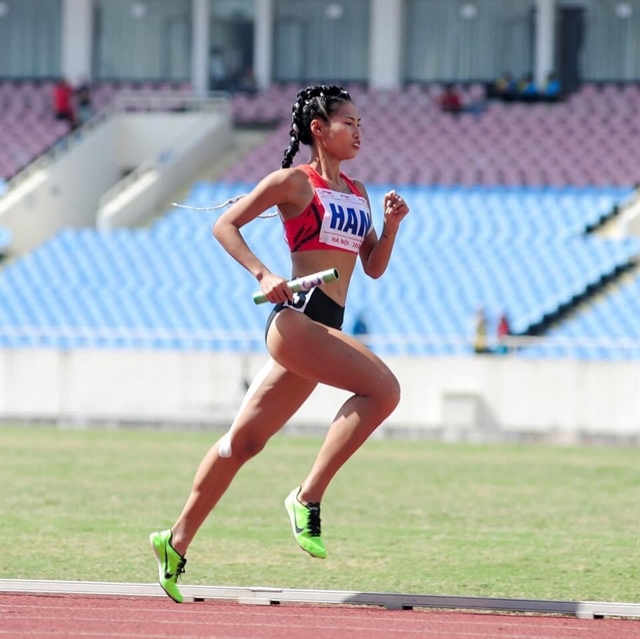 Anh gears up for SEA Games gold medal