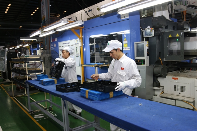 Việt Nam speeds up development of supporting industries