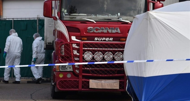 Man to appear in court over Vietnamese lorry deaths