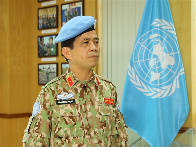 Việt Namconsistent with UN peacekeeping commitments ready to cope with COVID-19: official