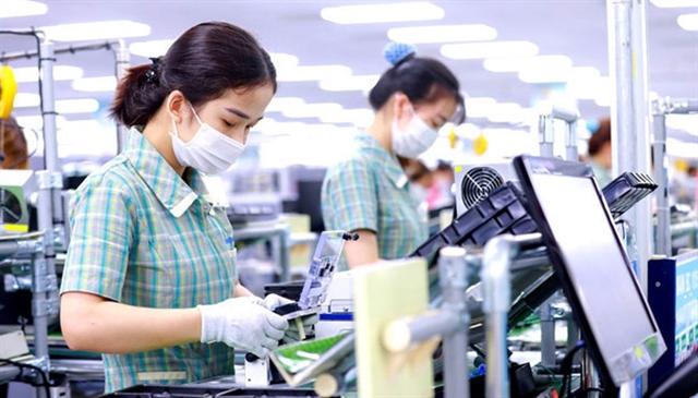 FDI firms enjoy US5.5 billion in trade surplus in two months