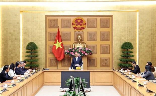 PM hosts Việt Nam-ASEAN Economic Cooperation Development Association delegation
