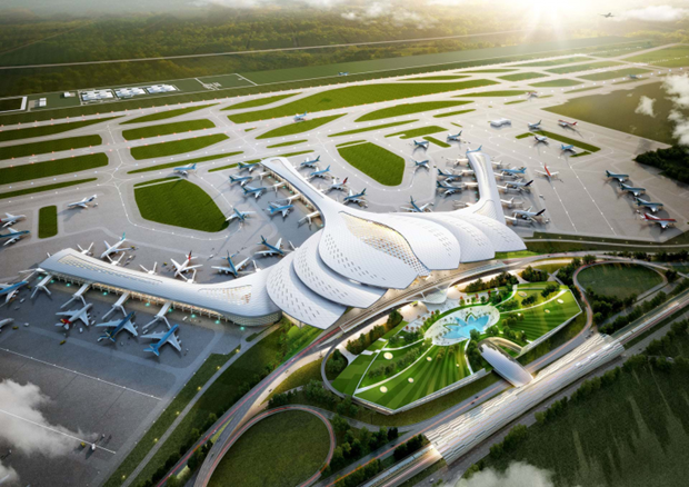 Long Thành Airport - a magnet for real estate investment in HCM Citys east