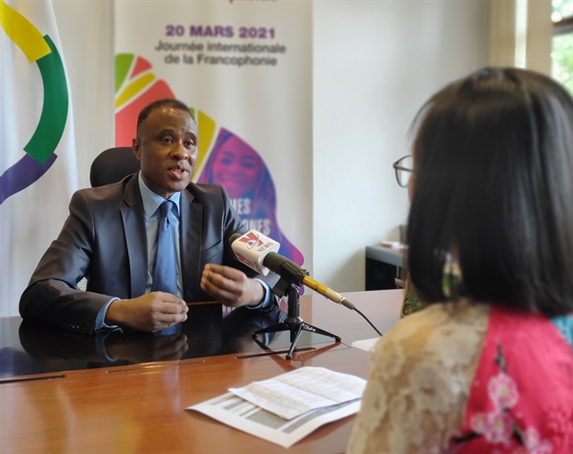 Francophone organisation to help VN boost ties with francophone countries