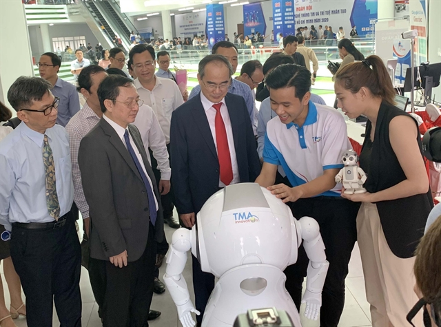 HCM City to focus on AI in aim to become 'smart city by 2030