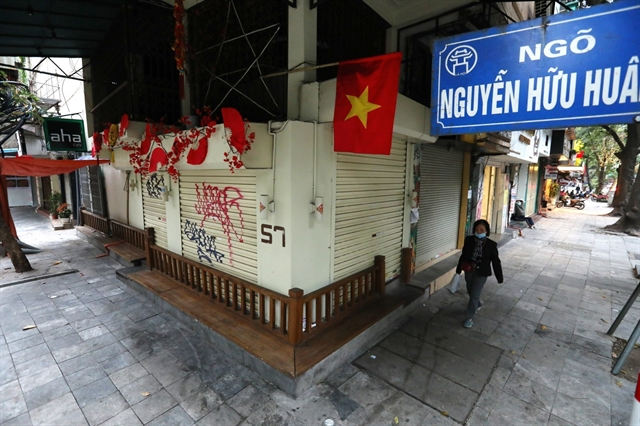 Restaurants and cafes in Hà Nội can reopen street stalls and bars remain closed