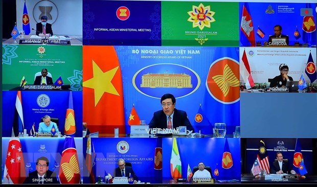 Việt Nam joins ASEAN discussion on community Myanmar