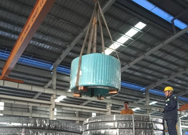 Hòa Phát to export over 2000 tonnes of PC Strand to US