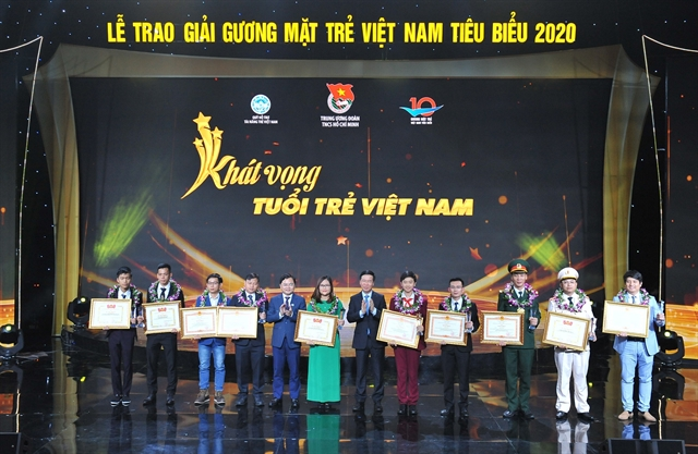 Promising young talents in 2020 honoured