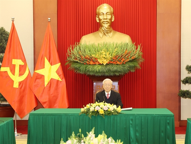 Japan a reliable strategic partner of Việt Nam: Party General Secretary Trọng