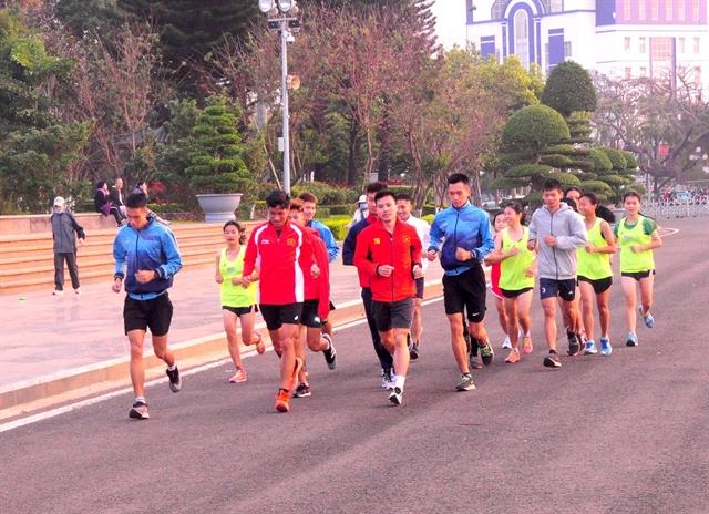 Tien Phong Marathon offers intl chances for pro amateur runners