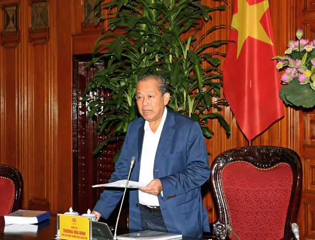 Meeting highlights development of ethnic and mountainous areas for 2021-2030