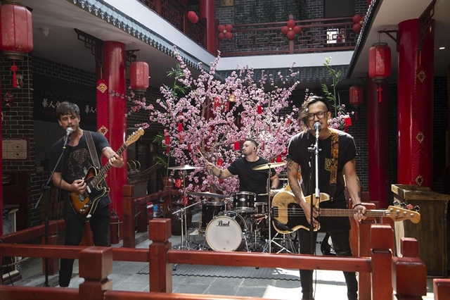 Việt Nam-based band achieves international recognition from Spotify